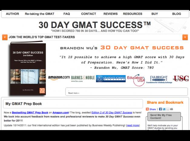 30DayGMATSuccess.com