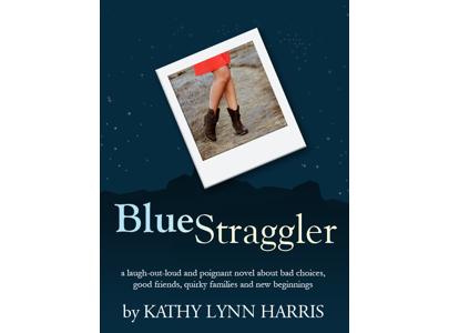Blue Straggler by Kathy Lynn Harris