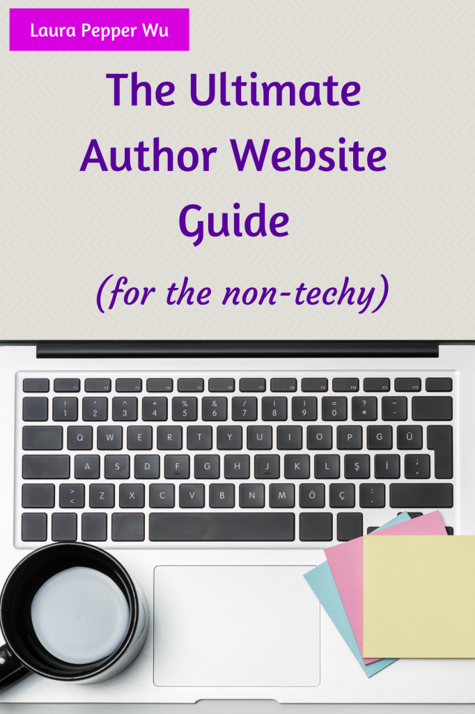 The Ultimate Author Website (1)