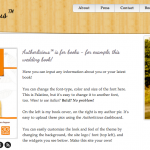 Authorlicious Demo | WordPress Theme and Tutorials for Independent Authors!