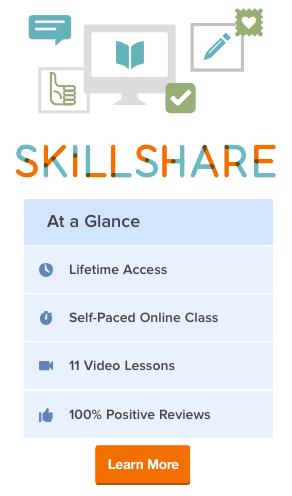 SkillShare Book Marketing Plan Course