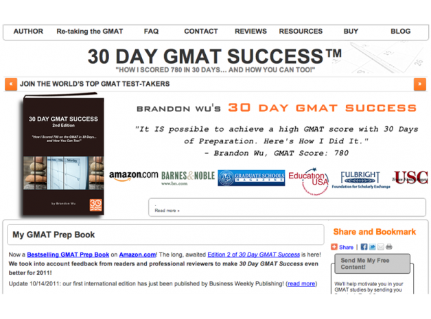 30DayGMATSuccess.com