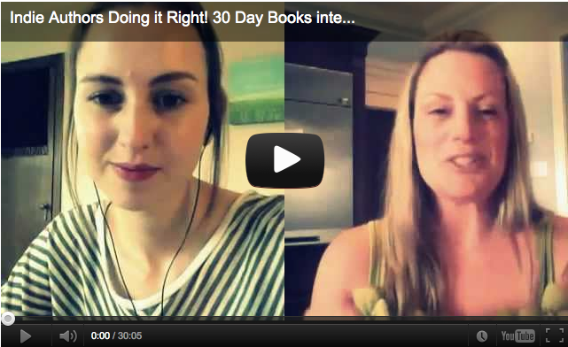 Indie Authors Doing it Right! Video Interview with Lauren Clark, Dancing Naked in Dixie