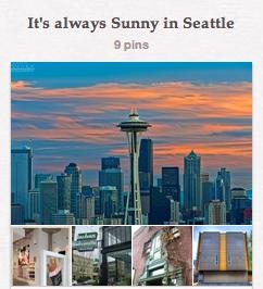 Seattle Pinterest