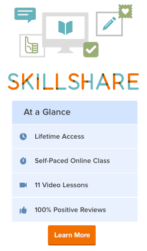 SkillShare Book Marketing Plan Course
