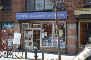 Spoonbill & Sugartown, Williamsburg, Brooklyn.