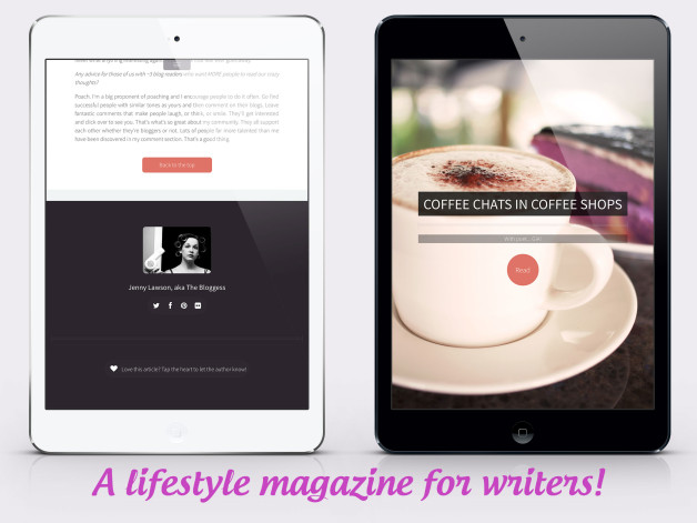 The Write Life Magazine™ – a Writing and Lifestyle Magazine