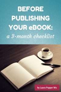 Before Publishing Your eBook